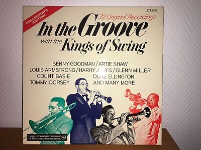 LP - BOX       In the Groove with the Kings of Swing