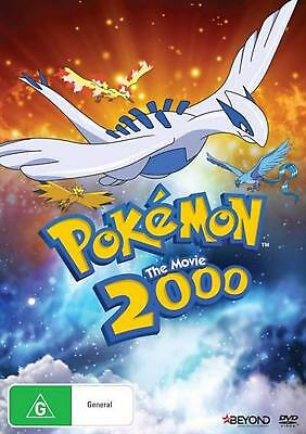 Pokemon: Movie 2 the Power of One (limited Edition) - DVD Region 4 Free Shipping