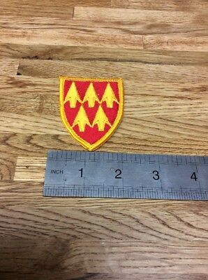 US ARMY 32nd AIR DEFENSE ARTILLERY BRIGADE UNIFORM SHOULDER PATCH NEW
