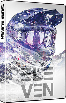 NEW! 509 Volume 11 DVD Snowmobile Snow Sled DVD  - New - Sealed
