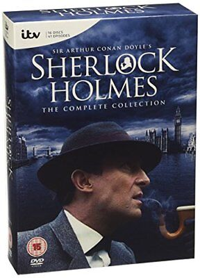 Sherlock Holmes: The Complete Collection [DVD][Region 2]