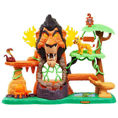 Lion Guard Rise of Scar Playset, Childrens Toys, Disney's The Lion King, New