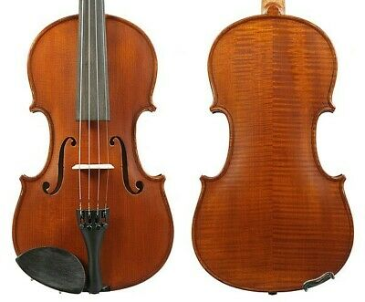 7/8 Size Violin Outfit Antique Finish W/violino / Gliga I