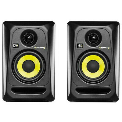 KRK Rokit RP4 G3 Studio Monitors - Black (Pair)