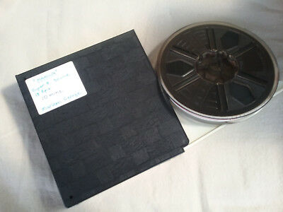 "Vintage Collectable Super 8 Film ""Manila"""