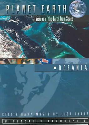 Planet Earth: Visions Of The Earth From Space - Oceania New Dvd