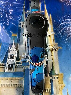 Black Stitch MagicBand 2 Magic Band Disney Parks *Link It Later*