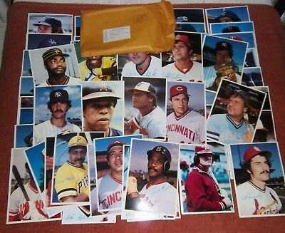 1980 Topps Chewing Gum Trading Cards Oversized 5x7 Complete Lot of 60 MINT MIP