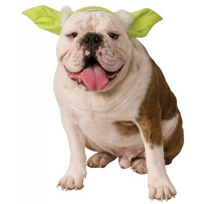 Yoda Costume Pet Star Wars Halloween Fancy Dress