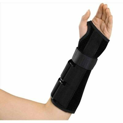 Medline Wrist & Forearm Splint LEFT Arm Size Small ORT18110LS by Curad BRAND NEW