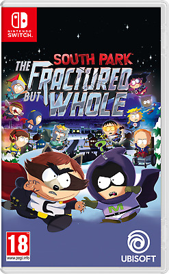South Park The Fractured But Whole Nintendo Switch Game - Pre Order