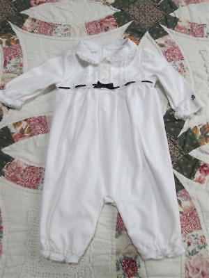 "Infant Girl ""Ralph Lauren"" - Size 3 Months Full Peice"