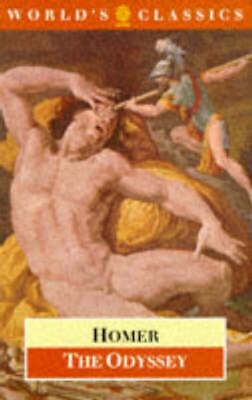 The Odyssey by Homer|Walter Shewring