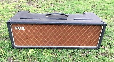 1964 VOX JMI Product AC-30/6 Top Boost Super Twin Head Class A Made in England