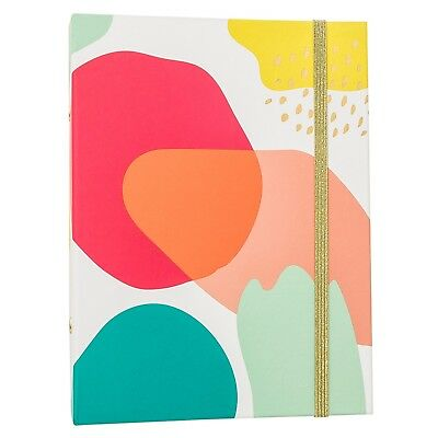 new brit co mini binder design your own planner 1 6 rings