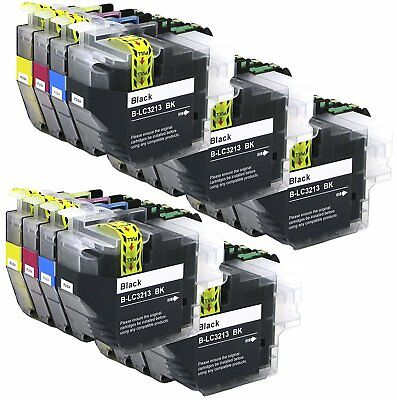 LC3213 XL cartuchos tintas compatibles no originales  sustituye a Brother LC3211