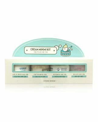 ETUDE HOUSE / Cream Minimi Kit - 1Pack(4pcs) / Free Gift / Korea Cosmetic