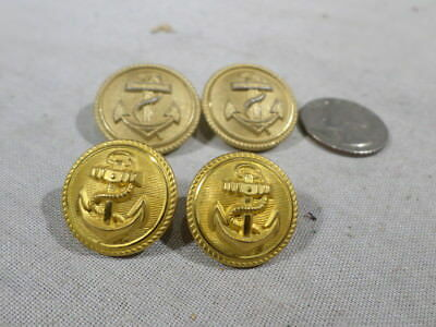 WWI and POST German Navy Uniform Buttons