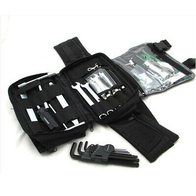 Pit Posse Motorcycle Bumbag Tool Pack - Bag Only - Tools Not Included