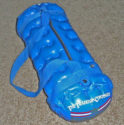 """Rare Anheuser Busch """"The Great American Beer Company"""" Inflatable Cooler"""