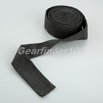 Useful 4M TIG Welding Plasma Cutter Torch Cable Cover Cowboy Jacket Black