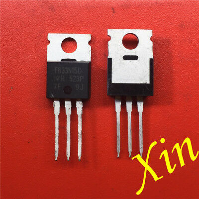 Channel MOSFET TO-220 150V 18A 5 x SUP18N15-95 N