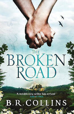 The Broken Road by B. R. Collins (Paperback)