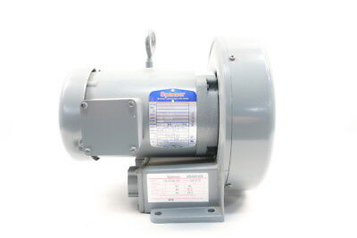 New Spencer VB-003B-000 VBA90300 Regenerative Blower 60cfm 1/2hp
