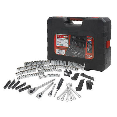 Craftsman 230 Piece Mechanics Tool Set w/ Carrying Case