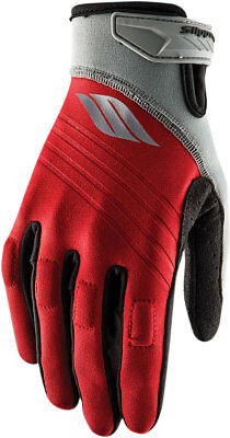 Slippery Wetsuits CIRCUIT Watercraft Water Race Gloves (Red/Silver) Choose Size