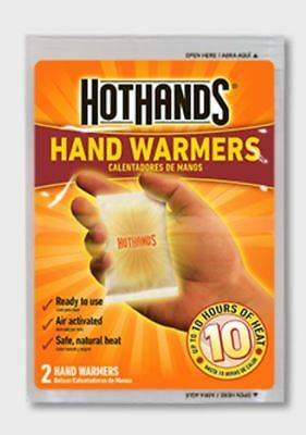 HOT HANDS HAND WARMERS 24 x 2 pack