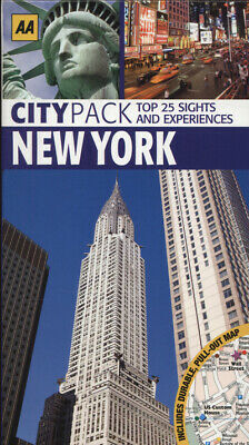 AA citypack: New York: top 25 sights and experiences by Kate Sekules|Donna