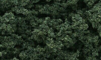 Woodland Scenics FC184 - Clump Foliage - Dark Green (Jumbo Bag)