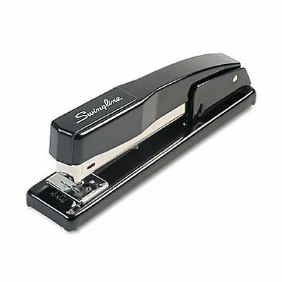 Swingline  Commercial Full Strip Desk Stapler, 20 Sheet Capacity Black