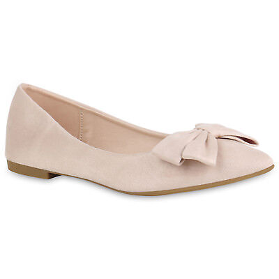 MUST-HAVE DAMEN 36  zapatos  119026 BALLERINAS NUDE 36 DAMEN STYLISCH cf22bb