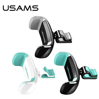 Universal Mobile Phone 360° Rotating In Car Air Vent Mount Holder Cradle Stand