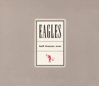 THE EAGLES hell freezes over (CD album) country rock, classic rock GED 24725