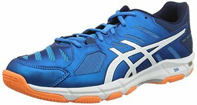Blau blue Jewel/white/hot Orange Asics Gel Beyond 5 Scarpe da P