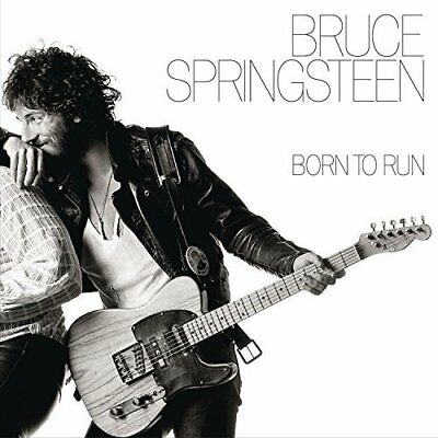 BRUCE SPRINGSTEEN - BORN TO RUN (CD and 2DVD set)