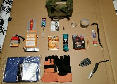 Army-Rucksack-Backpack-Hiking-Tactical-Military-Camping-Survival-Bag-Bug Out EDC