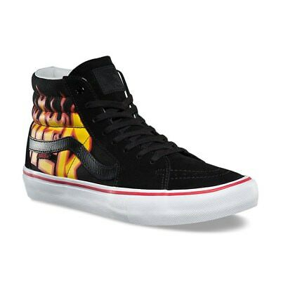 30b72e96a81d73 VANS x THRASHER SK8-Hi PRO Shoes (NEW) Black UltraCUSH FREE SHIP Mens