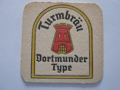 S-B coasters bierdeckel  LION TOURNAI TURMBRAU 95/95 mm