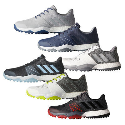 Adidas Adipower S Boost 3 Golf Shoes PUREMOTION OUTSOLE ADIWEAR TRACTION