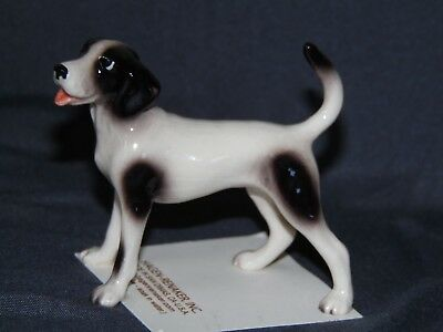 Hagen Renaker Dog Happy Hound Figurine Miniature 04048 FREE SHIPPING