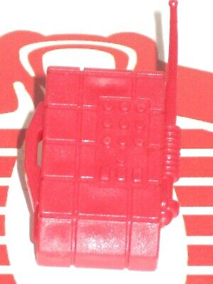 The Corps Weapon AVALANCHE Red Backpack Lanard Original Figure Accessory