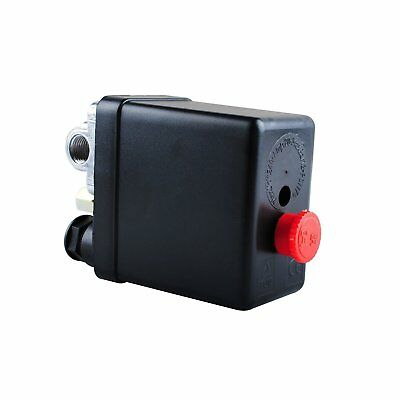 Central Pneumatic Air Compressor Pressure Switch Control Valve fits 90-120 PSI
