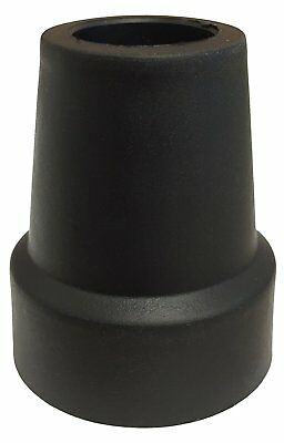 Cane Tip 3/4 Black #10018BK by NOVA Medical Products