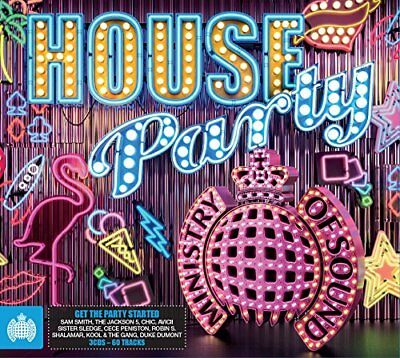 House Party [CD] Sent Sameday*