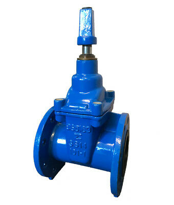 Resiliant Seated Flanged Gate Valves – Clockwise Close (Cap Top)