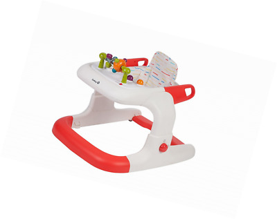 Safety 1st Trotteur Kamino interactif 3 en 1 Red Lines